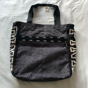 Brand New Pink Victoria Secret Tote Bag